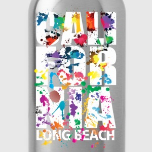 Long Beach California - Water Bottle