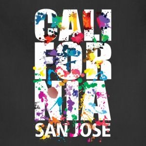San Jose California - Adjustable Apron