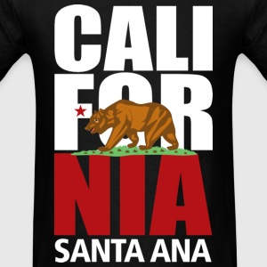 Santa Ana California - Men's T-Shirt