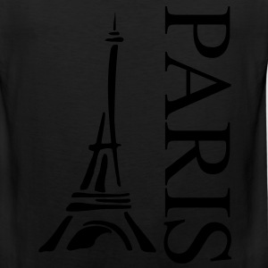 Paris - Men's Premium Tank