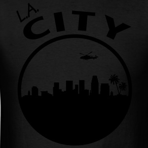 L.A. CITY - Men's T-Shirt