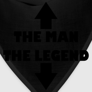 The man the legend - Bandana
