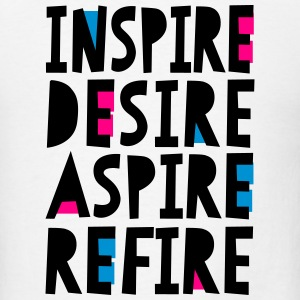INSPIRE  Tanks - Men's T-Shirt