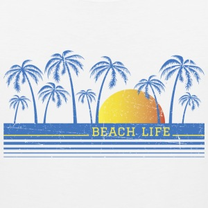 Beach Life T-Shirt - Men's Premium Tank