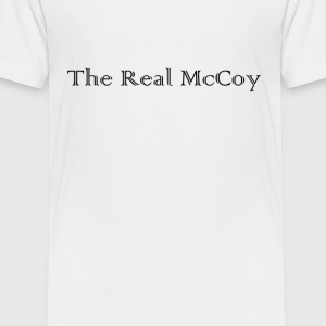 the_real_mccoy Kids' Shirts - Toddler Premium T-Shirt