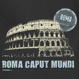 Italian cities - ROME T-Shirts - Adjustable Apron