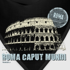 Italian cities - ROME T-Shirts - Bandana