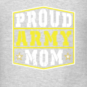 Proud Army Mom Tanks - Men's T-Shirt