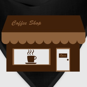 Coffee Shop - Bandana
