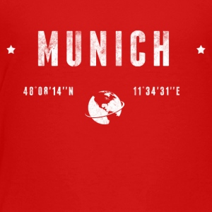 Munich Kids' Shirts - Toddler Premium T-Shirt
