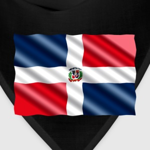 Dominican Republic Flag - Bandana