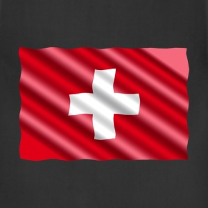 Switzerland Flag - Adjustable Apron