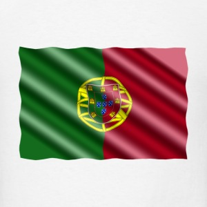 Portugal Flag - Men's T-Shirt