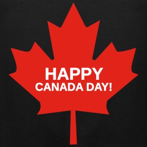 Happy Canada Day T-Shirts - Men's Premium Tank