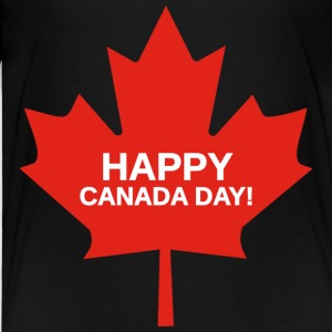 Happy Canada Day Kids' Shirts - Toddler Premium T-Shirt