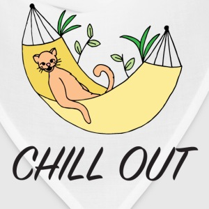 Chill Cat T-Shirts - Bandana