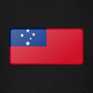 Samoa Flag Sportswear - Men's T-Shirt