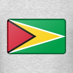 Guyana Flag Hoodies - Men's T-Shirt