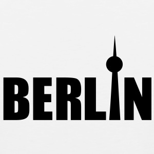 Berlin Buttons - Men's Premium Tank