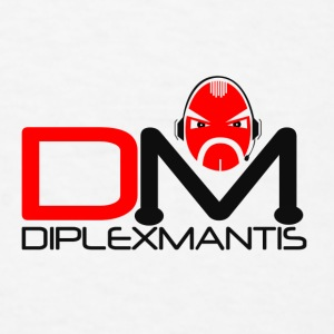 DM Logo Mouse Mat - Men's T-Shirt