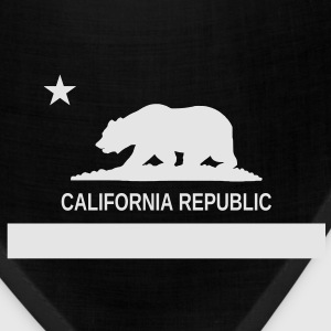 California Republic T-Shirt - Bandana