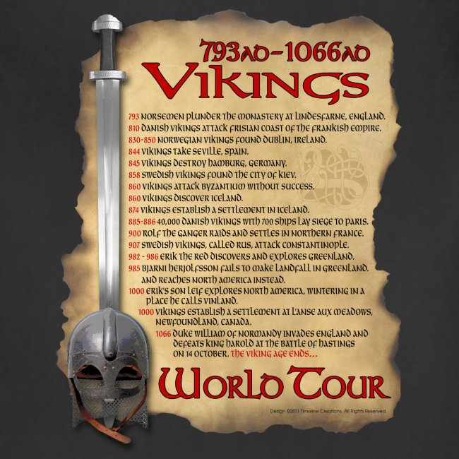 Viking World Tour 1