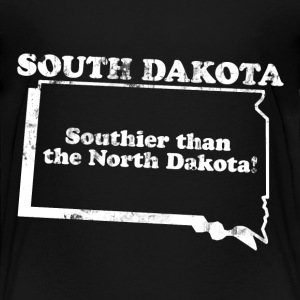 SOUTH DAKOTA STATE SLOGAN Kids' Shirts - Toddler Premium T-Shirt