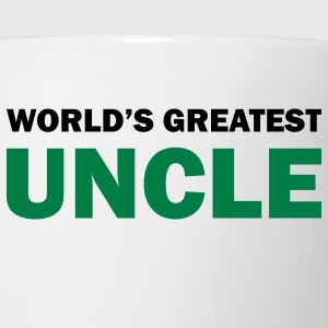 World's greatest uncle - Coffee/Tea Mug