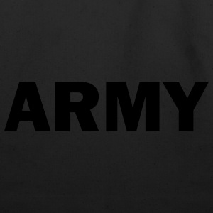 Army - Eco-Friendly Cotton Tote