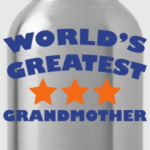World's greatest grandmother - Water Bottle
