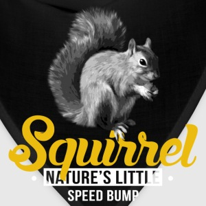Squirrel T-Shirts - Bandana