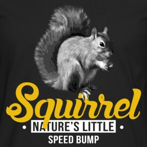 Squirrel T-Shirts - Men's Premium Long Sleeve T-Shirt