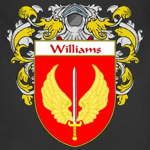 Williams Coat of Arms/Family Crest - Adjustable Apron