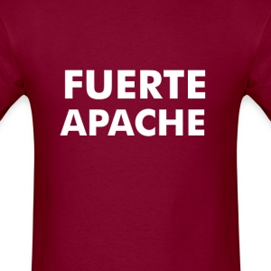 Fuerte Apache Hoodies - Men's T-Shirt