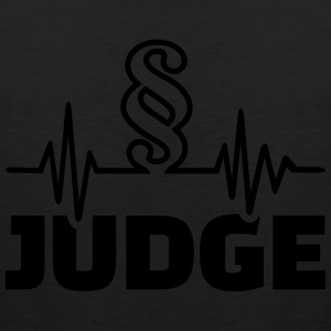 Judge T-Shirts - Men's Premium Tank