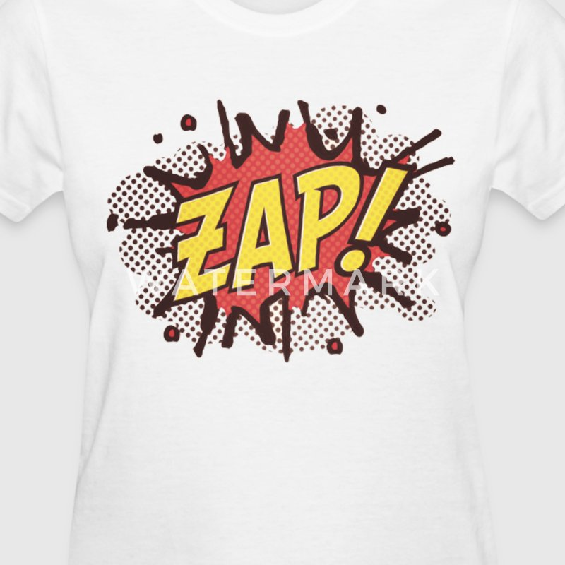 Zayn's Zap Tattoo Tee - Women's T-Shirt