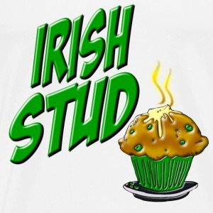 irish_stud_muffin_copy Hoodies - Men's Premium T-Shirt