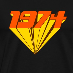1974 Hoodies - Men's Premium T-Shirt
