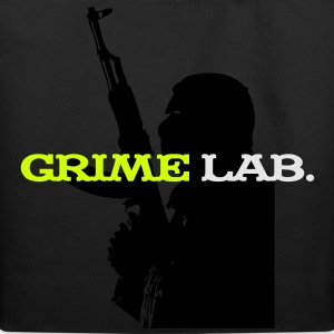 Grime Lab Clothing T-Shirts - Eco-Friendly Cotton Tote