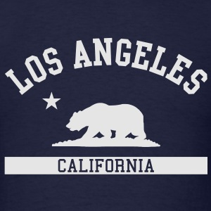 Los Angeles Hoodie - Men's T-Shirt