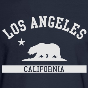 Los Angeles Hoodie - Men's Long Sleeve T-Shirt