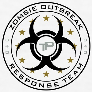 Zombie Outbreak Response Team Accessories - Men's T-Shirt