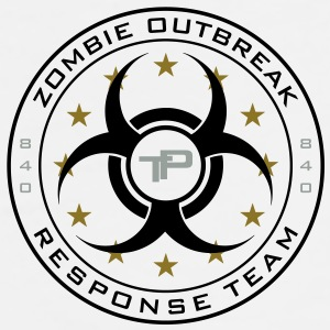 Zombie Outbreak Response Team Accessories - Men's Premium T-Shirt