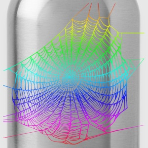 Rainbow web Hoodies - Water Bottle
