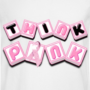 Think Pink T-Shirts - Men's Long Sleeve T-Shirt