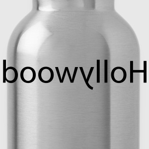 Hollywood is backward. - Water Bottle