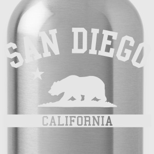 San Diego T-Shirt - Water Bottle