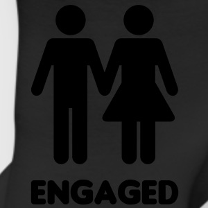 Engaged Couple Sign T-Shirts - Leggings