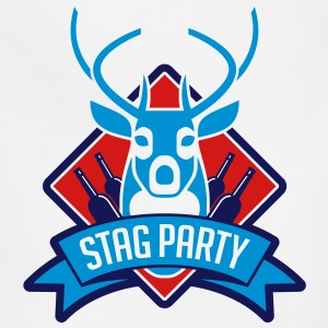 Stag Party 1 (3c)++ Polo Shirts - Adjustable Apron