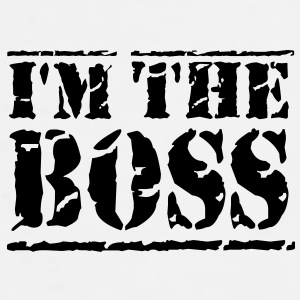 I'm the Boss Gift - Men's Premium T-Shirt